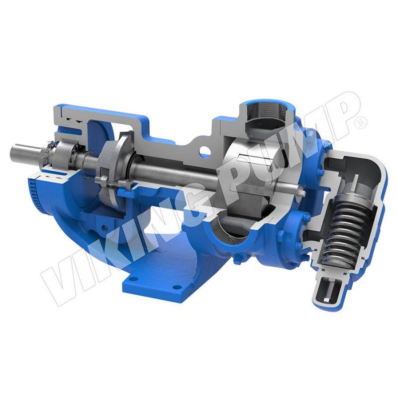 4124A Bơm bánh răng Viking gear pump tanlongvietnam.com