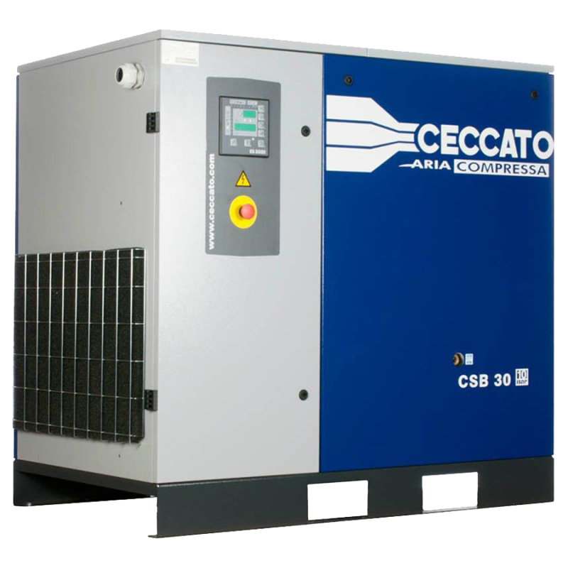 Atlas Copco - Ceccato Air Compressor - Belgium