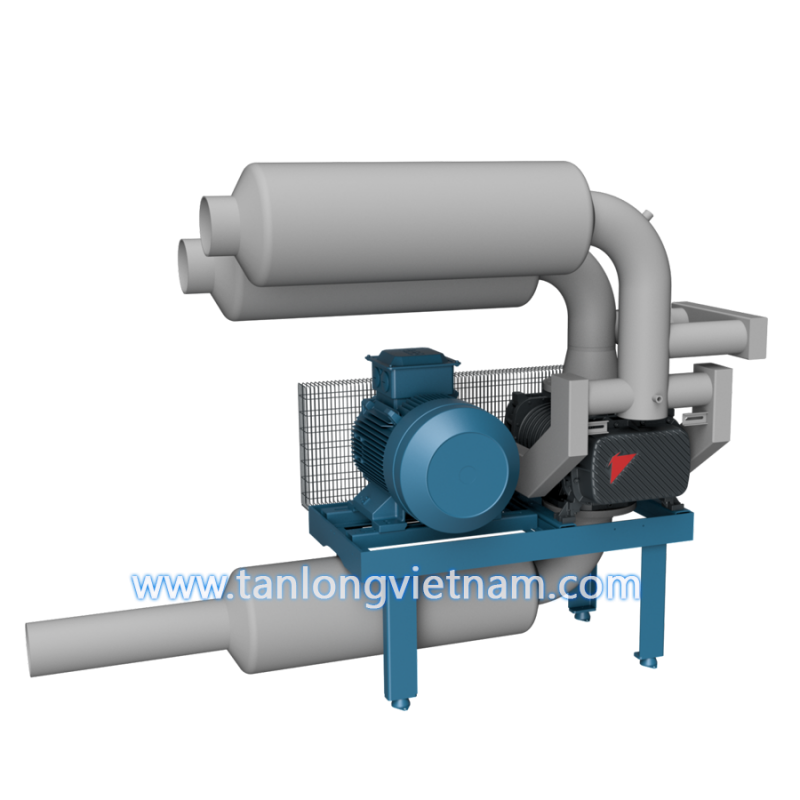 bora exhausters blower travaini pump