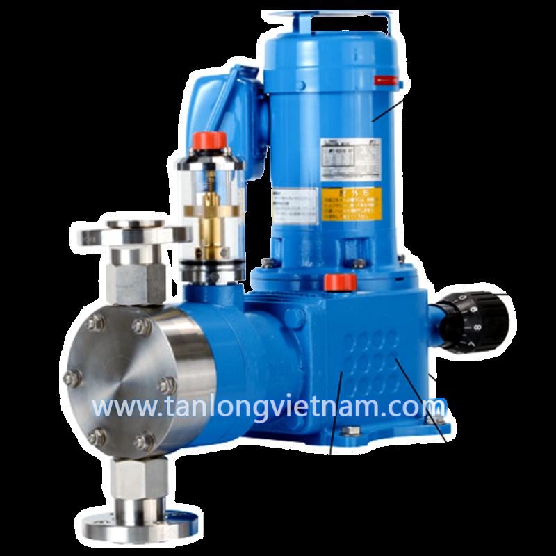 tacmina hydraulic diaphragm metering pump