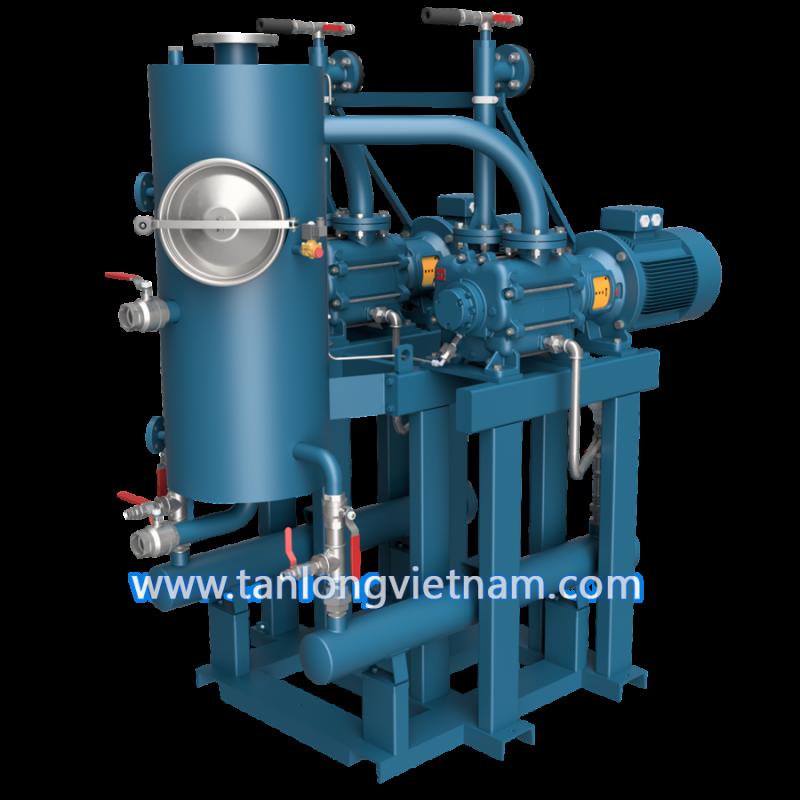 hydrosys vacuum skids pump travaini