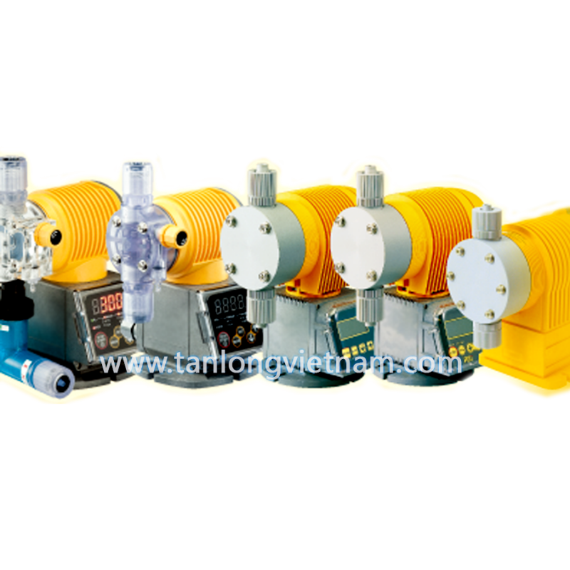 tacmina solenoid driven metering pump